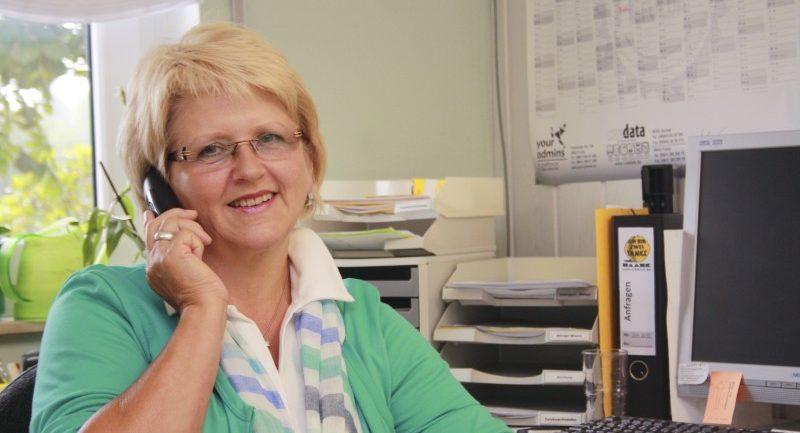 Monika Euler | Büro und Kundenbetreuung